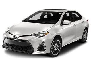 2017 Toyota Corolla 4-Door Sedan SE Cvti-S Berline