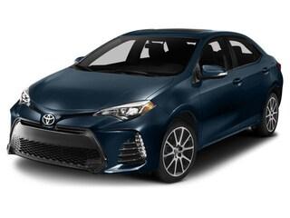 2017 Toyota Corolla 4-Door Sedan LE Cvti-S Sedan