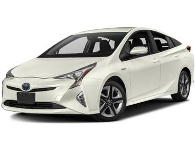 2017 Toyota Prius À hayon