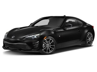 2017 Toyota 86 6M Coupe