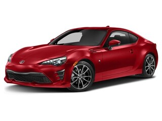 2017 Toyota 86 MANUAL Coupe