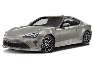 2017 Toyota Toyota 86 6 SPEED AUTOMATIC Coupe