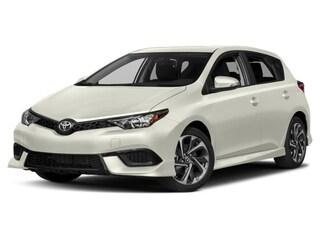 2017 Toyota Corolla iM Base À hayon