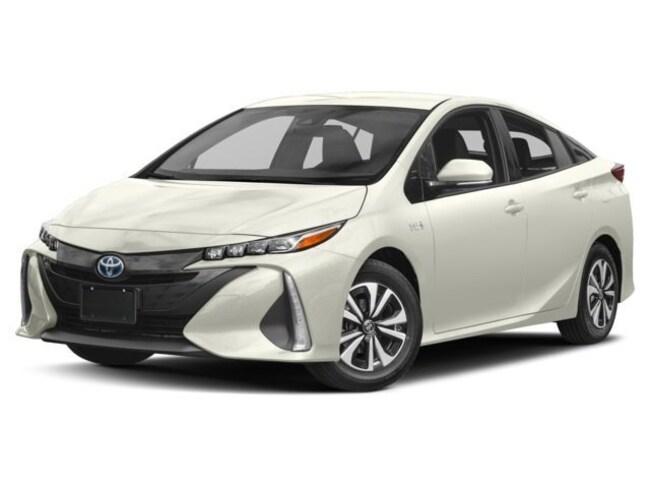 2017 Toyota Prius Prime Technology À hayon