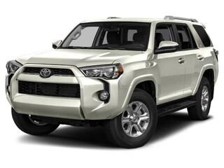 2017 Toyota 4Runner LIMITED 7 PASSENGER SUV