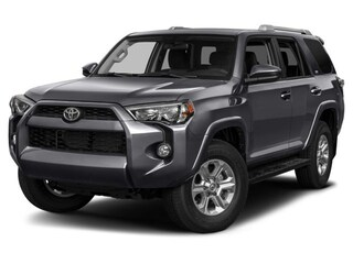 2017 Toyota 4Runner SR5 Leather Navi moonroof! SUV