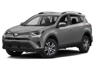 2017 Toyota Rav4 AWD LE SUV