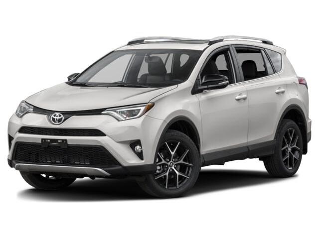 2017 Toyota RAV4 SE AWD SUV
