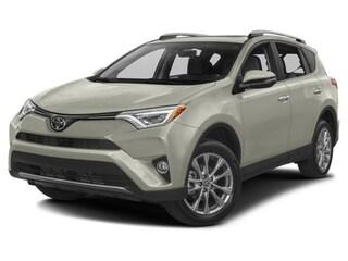 2017 Toyota RAV4 Limited : Navigation ! SUV