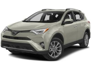 2017 Toyota RAV4 Limited VUS