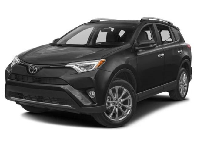 2017 Toyota RAV4 Limited (A6) SUV