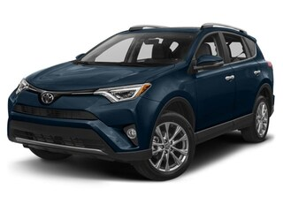 2017 Toyota Rav4 AWD Limited SUV