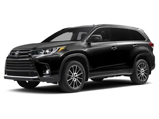 2017 Toyota Highlander XLE Navigation Leather 8 Passenger SUV
