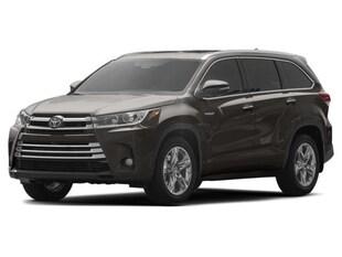 2017 Toyota Highlander Hybrid XLE SUV