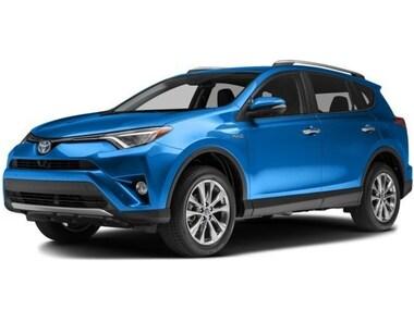2017 Toyota RAV4 Hybrid LE+ SUV