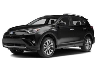 2017 Toyota RAV4 Hybrid XLE HYBRID - 0 CLAIMS, HYBRID, AWD, MOONROOF, SAFETY SENSE SUV JTMRJREV5HD066741