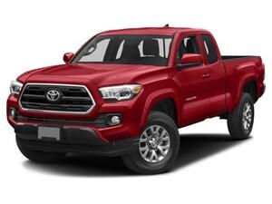 2017 Toyota Tacoma 4x4 Access Cab V6 SR5 6A