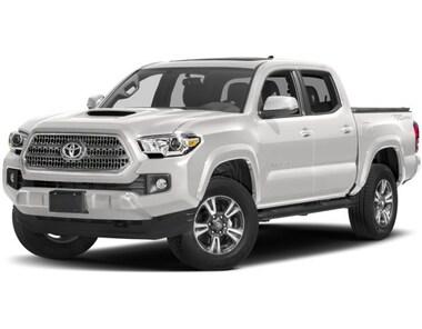 2017 Toyota Tacoma 4X4