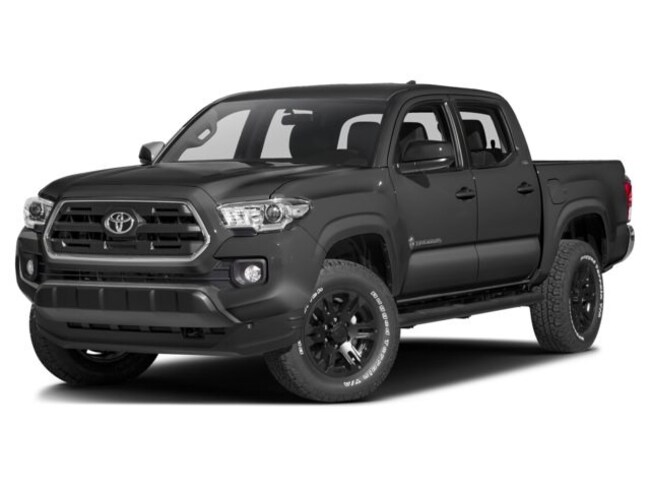 2017 Toyota Tacoma TRD Sport Upgrade Package Truck Double Cab