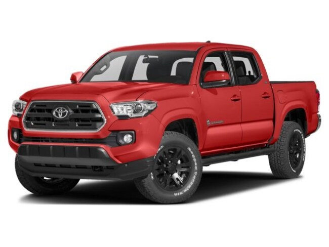 2017 Toyota Tacoma TRD Sport Package Truck Double Cab