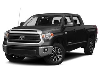 2017 Toyota Tundra SR5 Plus 5.7L V8 Truck CrewMax