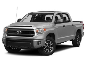 2017 Toyota Tundra SR5 Plus 5.7L V8 PLUS $6, 000 CASH REBATE