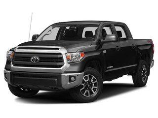 2017 Toyota Tundra 4x4 Crewmax SR5: TRD Offroad Package. Truck CrewMax