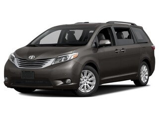 2017 Toyota Sienna AWD XLE Limited - 2017 CLEAROUT Van Passenger Van