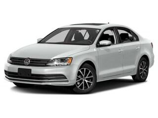 2017 Volkswagen Jetta 1.4 TSI Sedan