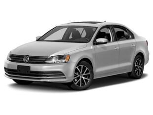 2017 Volkswagen Jetta 1.4 TSI Trendline+ Sedan