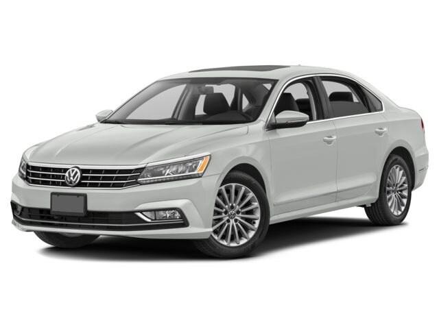 2017 Volkswagen Passat Trendline+ Car