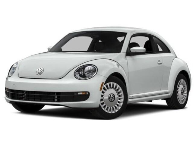 2017 Volkswagen Beetle 1.8 TSI Trendline Hatchback