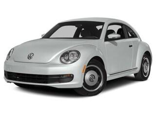 2017 Volkswagen Beetle 1.8 TSI Classic Hatchback