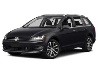 2017 Volkswagen Golf SportWagen 1.8 TSI Trendline Wagon