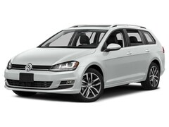 2017 Volkswagen Golf Sportwagen 1.8T Cmfrtline DSG 6sp at w/Tip 4motion Wagon