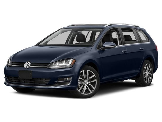 2017 Volkswagen Golf SportWagen 1.8 TSI Highline Wagon