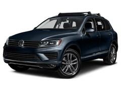 2017 Volkswagen Touareg 3.6L Sportline SUV