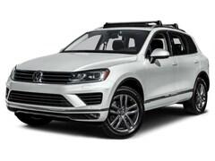 2017 Volkswagen Touareg 3.6L Wolfsburg Edition SUV