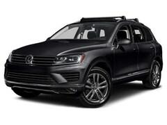2017 Volkswagen Touareg 3.6L Execline SUV