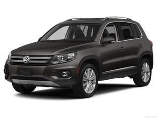 2017 Volkswagen Tiguan Comfortline 4MOTION  Comfortline