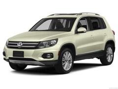 2017 Volkswagen Tiguan Comfortline SUV