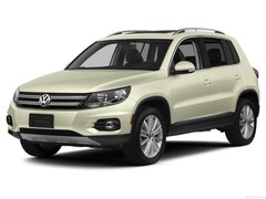 2017 Volkswagen Tiguan Highline 2.0T 6sp at w/ Tip 4M VUS