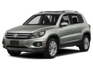 2017 Volkswagen Tiguan Wolfsburg Edition 4MOTION  Wolfsburg Edition