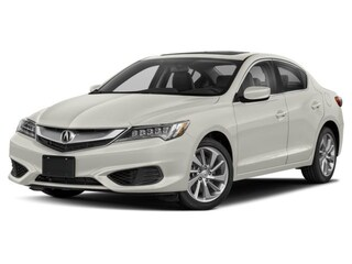 2018 Acura ILX 8dct Berline