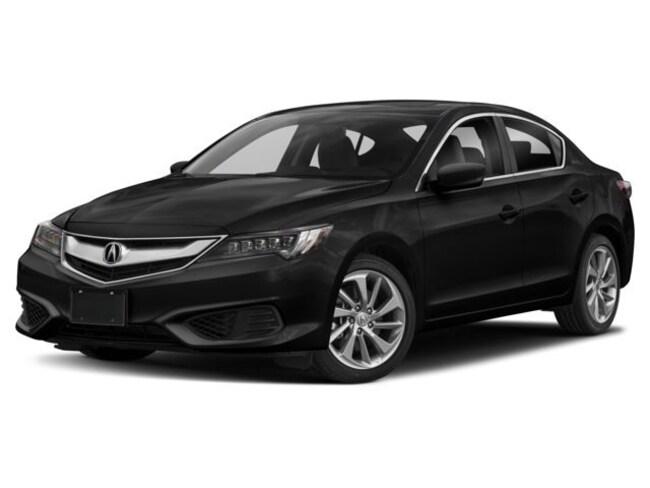 2018 Acura ILX Premium Sedan