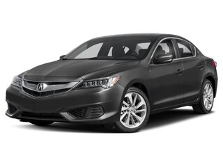 2018 Acura ILX Technology Package Berline