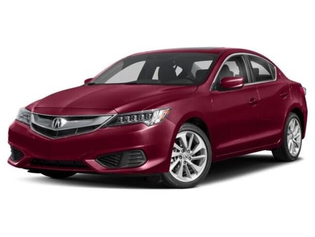 2018 Acura ILX Technology Package Sedan