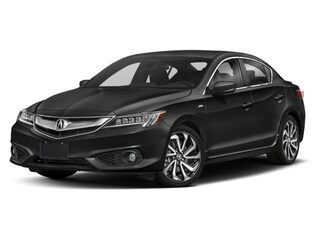 2018 Acura ILX A-Spec Berline