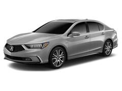 2018 Acura RLX Sport Hybrid Technology Sedan