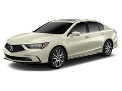 2018 Acura RLX Sport Hybrid Technology SH-AWD all-wheel drive Sedan